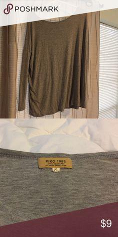 Selling this Piko tunic on Poshmark! My username is: tfant. #shopmycloset #poshmark #fashion #shopping #style #forsale #piko #Tops