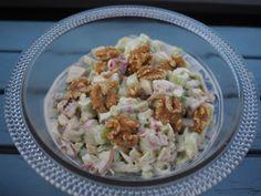 Spekemat & kremet salat | lars spiser – oppskrifter & matglede