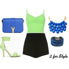 Night out outfit