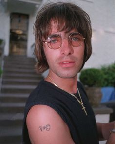 Gene Gallagher, Lennon Gallagher, Liam Gallagher Oasis, Liam Oasis, Oasis Album, Rock N Roll Tattoo, Oasis Band, Liam And Noel, Films