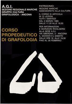 Manifesto AGI 1985