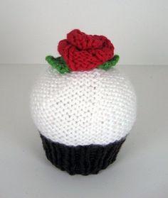 free cupcake knitting patterns