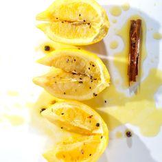 Preserved Lemons Recipe | SAVEUR// 6 medium lemons 1⁄4 cup kosher salt 2 cups fresh lemon juice 1 tsp. whole black peppercorns 1 tsp. cumin seeds 1⁄2 tsp. coriander seeds 1⁄2 tsp. nigella seeds 1⁄4 tsp. fenugreek seeds 8 whole allspice berries 1 stick cinnamon 1 bay leaf