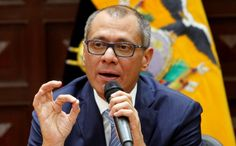 Ecuador Vice President Glas jailed six years for corruption