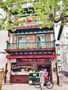 How to be a tourist in Hondarribia | Sisters and the City