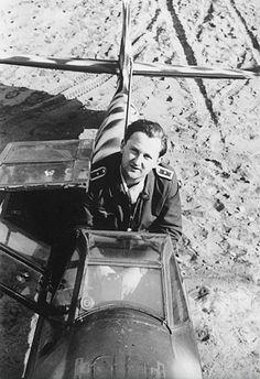 Hans Dobrich, German aces ( 65  luftsiege in 248 missions ) , jagdgeschwader-5 in Finland 1943 . sow