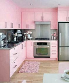 Pink Kitchen *-*