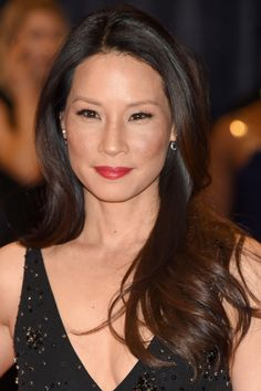 20 Celebs Over 40 Who Make a Case for Long Hair  - ELLE.com