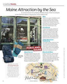 Spotted: Bliss in Coastal Living Magazine! #blissboutiques