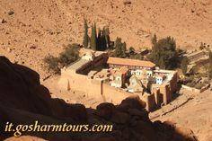 Monastero di Santa Caterina Sinai da Sharm