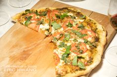 Pizza Hut style Thin N Crispy crust recipe