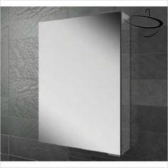 HIB Bathroom Cabinets - Eris 50 Cabinet 50 x 70 x 13cm