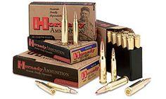 Hornady Manufacturing Company :: Ammunition :: Rifle :: Choose by Caliber :: 338 Lapua :: 338 Lapua 285 GR BTHP MATCH™