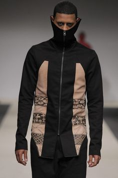 Male Fashion Trends: Omar Valladolid Spring/Summer 2016 - Lima Fashion Week