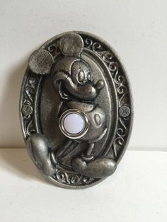 Disney Doorbells Are Jewelry For Your House!