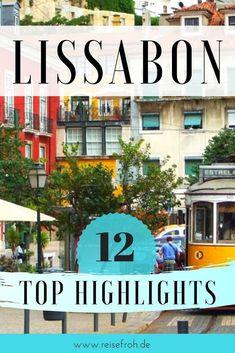 Welche Orte mich in Lissabon besonders fasziniert haben und welche Aktivitäten und Sehenswürdigkeiten sich in Lissabon auf jeden Fall lohnen, das verrät Dir dieser Artikel. Lass dich inspirieren von den 10 schönsten Lissabon Highlights! Portugal reise I Portugal Urlaub I Lissabon Sehenswürdigkeiten I Lissabon Tipps I Lissabon Portugal I Weltreise I Europa Kurztrip I Europa Städtetrip I Lissabon Städtetrip I Lissabon Bilder #reisefroh #portugal #lissabon #europa Sintra Portugal, Spain And Portugal, Portugal Travel Guide, How To Start Yoga, Travel Goals, Travel Agency, Lisbon, Healthy Weight Loss, Cool Places To Visit