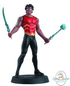 DC Superhero Figurine Collection Magazine #111 Aqualad