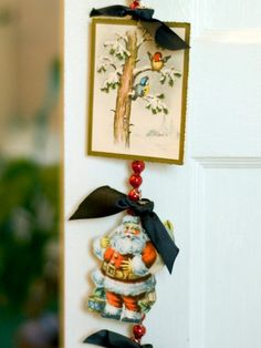 The experts at HGTV show you how to deck the halls with vintage Christmas decorations for a one-of-a-kind holiday home.