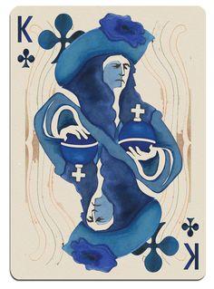 """Bohemia"" Playing Cards Deck by Uusi — Kickstarter"