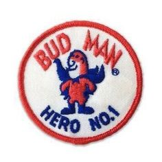 Bud Man Vintage & Cap Of Your Choice