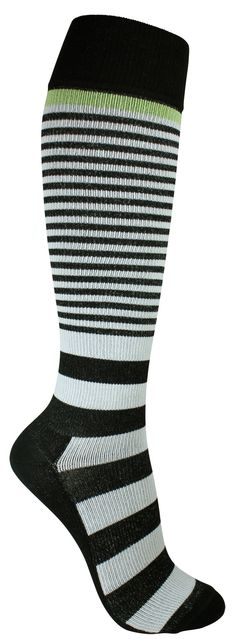Tukisukat musta-valko-raidalliset, 12,80€. http://www.tukisukat-shop.com/ #tukisukat