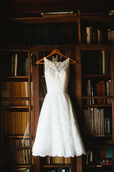 """Bride's Reception Dress: Priscilla of Boston, """"Trish"""""""