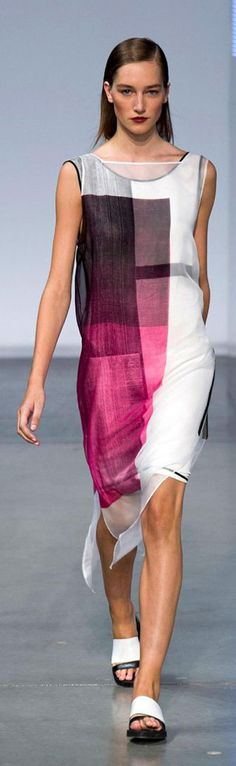 Spring 2014 RTW Helmut Lang Collection