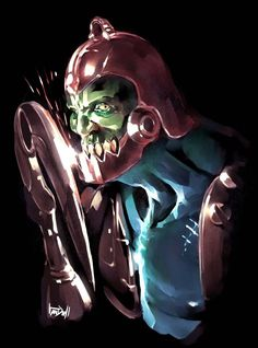 Masters of the Universe - Trapjaw by Daniel Vendrell Oduber *