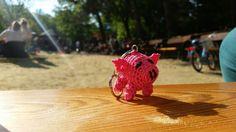 Schwein gehabt am Spielplatz