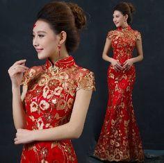 Abito da sposa cinese