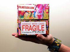 Peace Boxes - Franck de las Mercedes