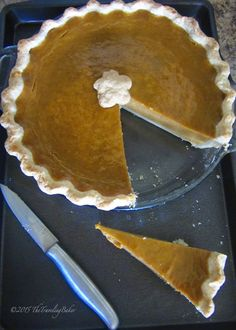 The Traveling Baker: Sweet Potato Pie