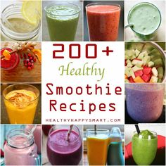 200+ healthy smoothie recipe ideas App for iPhone/iPad/iPod