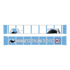 Minnesota United FC Fan Scarf