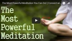 During the ancient times until now, people practice meditation because of its provided advantages. Incorporating meditation as part of your daily life can make Guided Meditation, Meditation Musik, Meditation Methods, Meditation Youtube, Power Of Meditation, Easy Meditation, Meditation For Beginners, Meditation Practices, Mindfulness Meditation