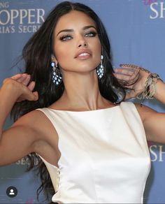 Beautiful Models, Beautiful Eyes, Beautiful Women, Face Photo, Asian Makeup, Adriana Lima, Celebs, Celebrities, Woman Face