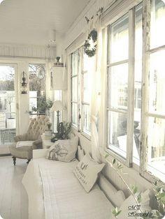 Toves Sammensurium: Gamle vinduer...