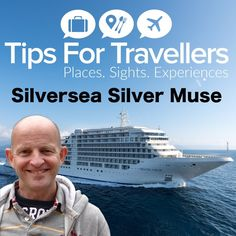In this episode of the podcast Gary Bembridge of TipsForTravellers.com, shares 10 things you need to know about Silversea Cruises latest ship: Silver Muse The ship entered service in April 2017 and was the ninth to join the fleet. It operates in the ultra-luxury cruise category. Listen to the podcast using the player below:… Cruise Tips, Cruise Travel, Silversea Cruises, Podcast Tips, Alaskan Cruise, Trip Planning, Muse, Places To Go, Barcelona