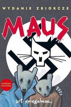 Kniha: The Complete MAUS (Art Spiegelman) (Paperback)(Art Spiegelman) za Maus Art Spiegelman, Nazi Propaganda, Good Books, Books To Read, My Books, Free Books, Comic Shop, Bd Art, Summer Reading Lists