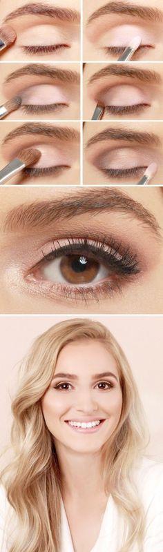 Eye Makeup Tutorial..   ..Hey ladies with brown Eye Makeup Tutorial this post is only for you top 10 Eye Makeup Tutorial for natural Eye Makeup Tutorial mac ... #EyeShadow #EyeColor #EyeMakeup