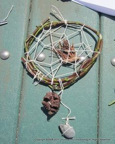 nature dream catcher (kids craft)
