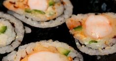 tempura rijst