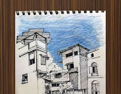 """Check out new work on my @Behance portfolio: """"Sketch puneri Wade"""" http://be.net/gallery/40899885/Sketch-puneri-Wade"""