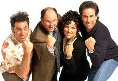 Seinfield: A+! One of the best tv shows ever! Doesn't get old after all these years.