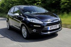 2011 Ford Fiesta Centura Review