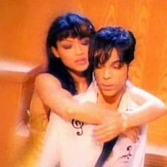 Prince & Mayte Mayte Garcia, Prince Paisley Park, Prince And Mayte, Prince Purple Rain, Roger Nelson, Prince Rogers Nelson, Beautiful One, Black Men, Hero