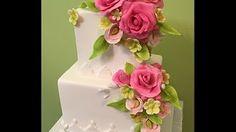 Wedding Cakes with Sarah Haywood & Peggy Porschen - YouTube