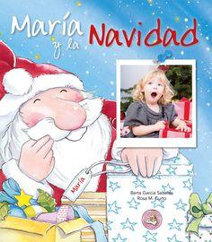 La Navidad - Un cuento personalizado de Papá Noel es el mejor regalo para celebrar la Navidad y educar en valores a los niños. Serán los protagonistas de las Navidades.