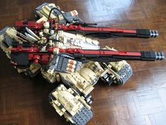 GIANT MAMMOTH TANK by iomedes !..., via Flickr