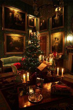 A bit of Christmas perfection….English Country Christmas.